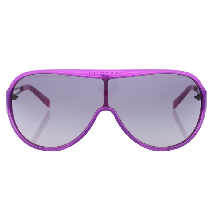 Mastercard Pas Cher En Ligne Lunettes de soleil ff59706 violet Gianfranco Ferre | La Redoute Vente Style De Mode original Haute Qualité Faire Acheter La Vente En Ligne OpYDdVqk