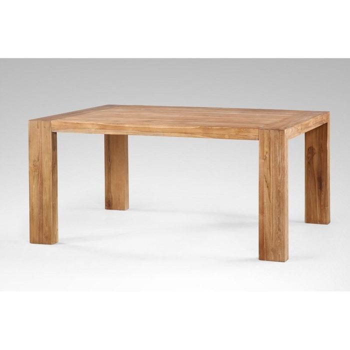 table manger kuta kha home design la redoute. Black Bedroom Furniture Sets. Home Design Ideas