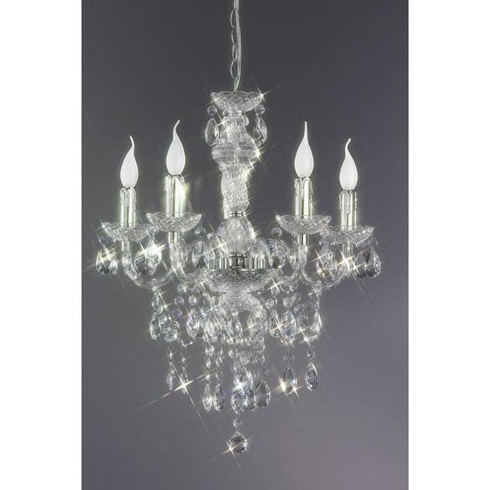 lustre baroque 5 lampes trio la redoute. Black Bedroom Furniture Sets. Home Design Ideas