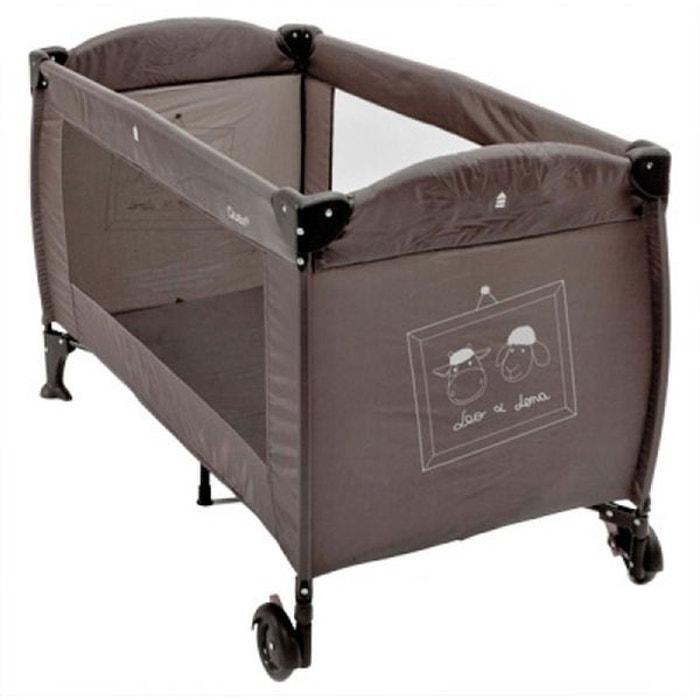 lit parapluie roulettes quax la redoute. Black Bedroom Furniture Sets. Home Design Ideas