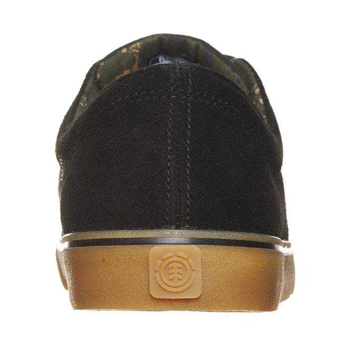 Tennis basket basse topaz c3 black gum Element