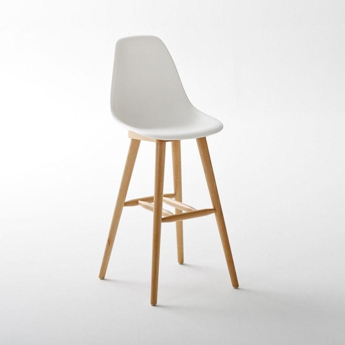 chaise haute junior jimi blanc la redoute interieurs la redoute
