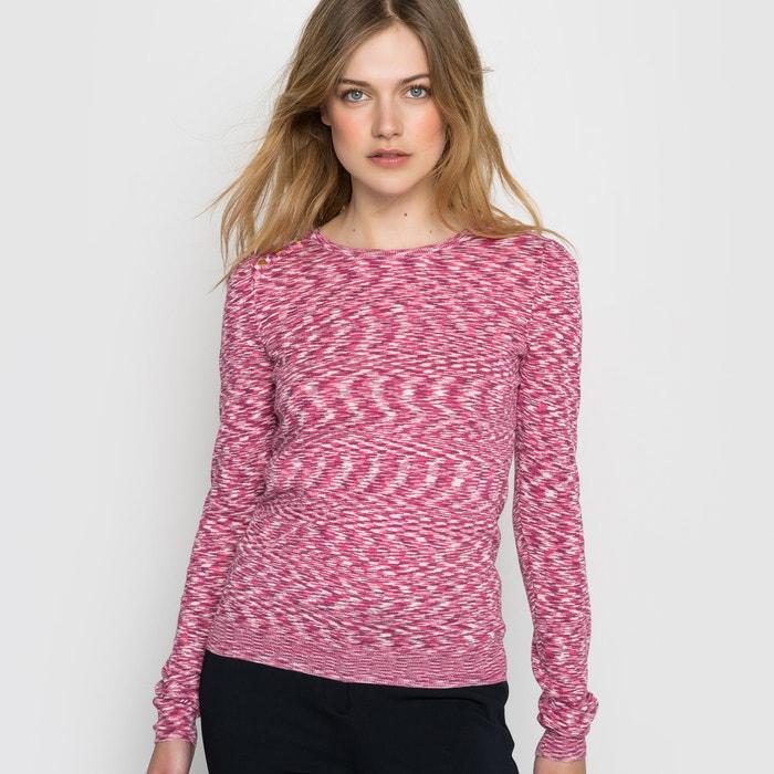 afbeelding Trui in fijn tricot van katoen MADEMOISELLE R