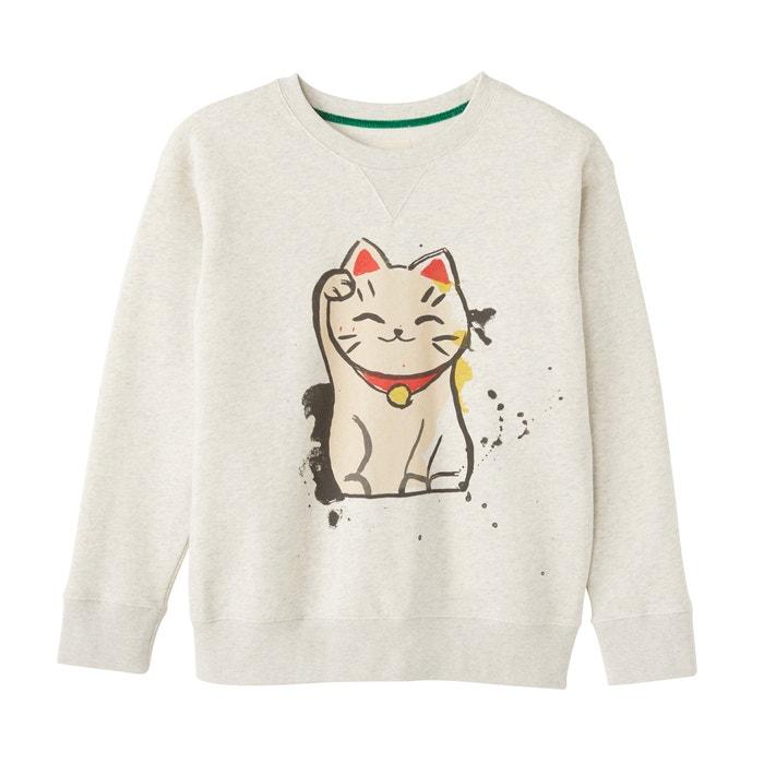 afbeelding Sweater met motief van kat JAFFY BELLEROSE