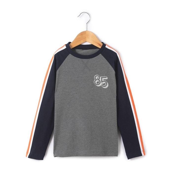 Imagen de Camiseta estampada 3-12 años abcd'R