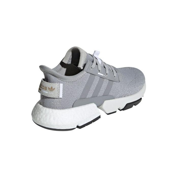 Chaussures pod s3.1 grisgrisargent réfléchissant Adidas