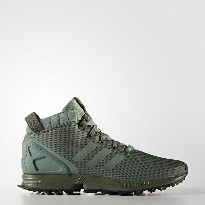 Chaussure zx flux 5/8 tr vert Adidas Originals Clairance Excellente Meilleur Jeu Jeu Pas Cher En Ligne Moins Cher DYlnEqRGKM