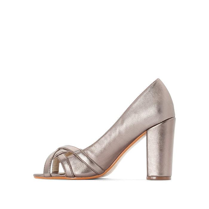 de 243;n 38 metalizados pie al CASTALUNA ancho del Zapatos 45 tac qt8g65T