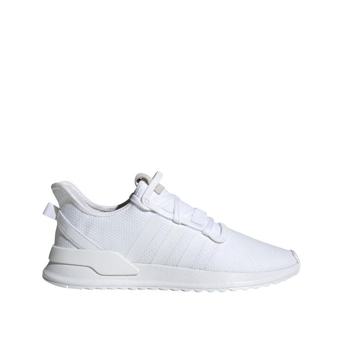 U path run trainers , white, Adidas