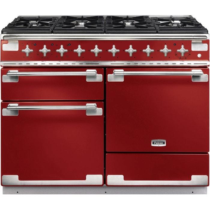 piano de cuisson mixte elise110 mixt rouge cerise couleur unique falcon la redoute. Black Bedroom Furniture Sets. Home Design Ideas