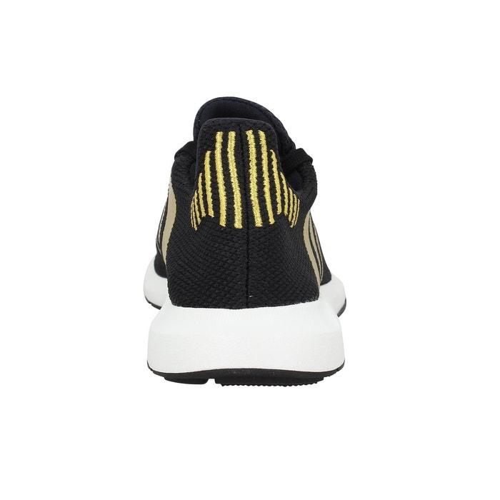adidas Femme Noir femme Baskets Toile Run Swift ADIDAS xrqpPwTOx6