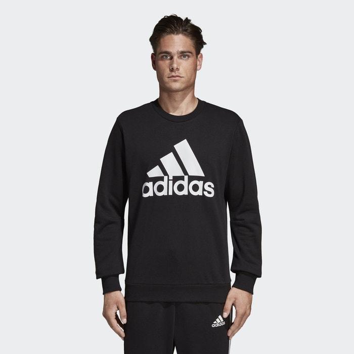 Adidas Performance Redoute Sweat Devant Logo La Noir Col Rond Xx8UX
