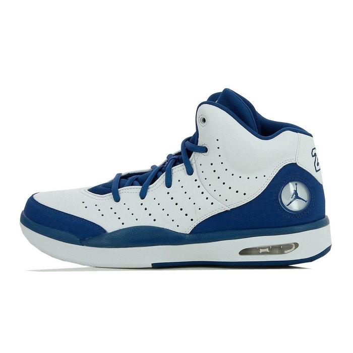 Basket jordan flight tradition  blanc Nike  La Redoute