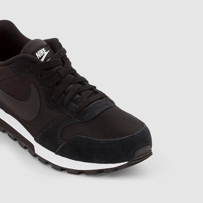 Baskets md runner 2 noir/blanc Nike