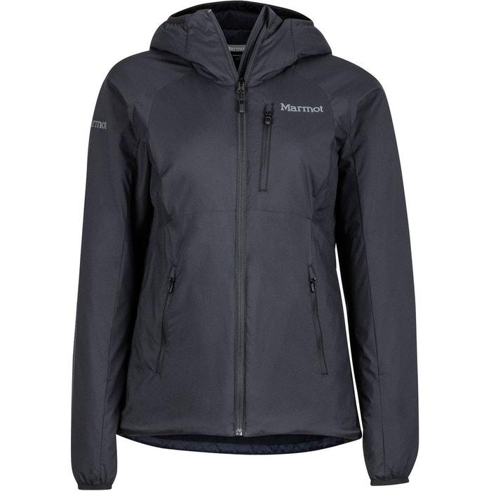 La noir Marmot Redoute noir Novus veste femme wFa44S