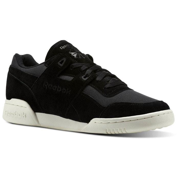 Des chaussures classiques dans des coloris neutres noir Reebok Classics