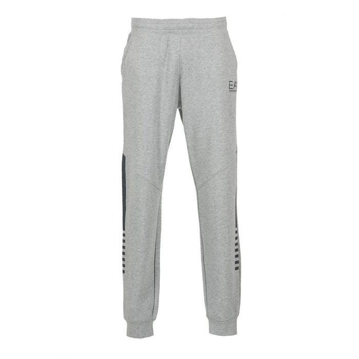 Armani Pantalon Emporio Coton La De Survêtement gris Ea7 Gris wPXqrYPA
