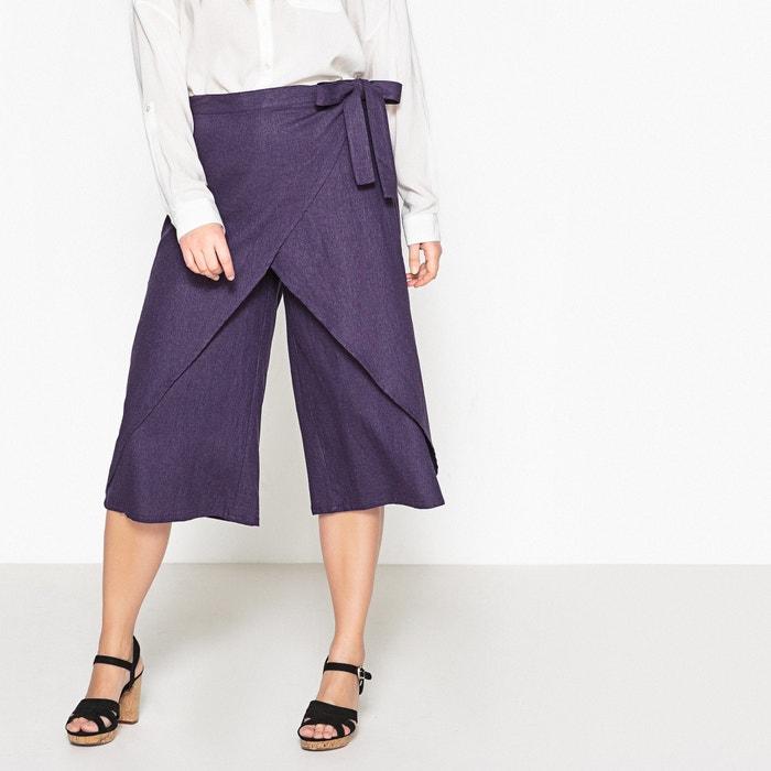 Loose Fit Wide Leg Trousers  CASTALUNA image 0