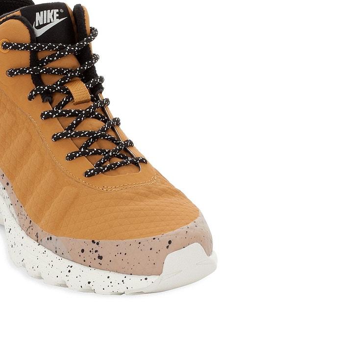 Baskets montantes air max invigor mid camel Nike