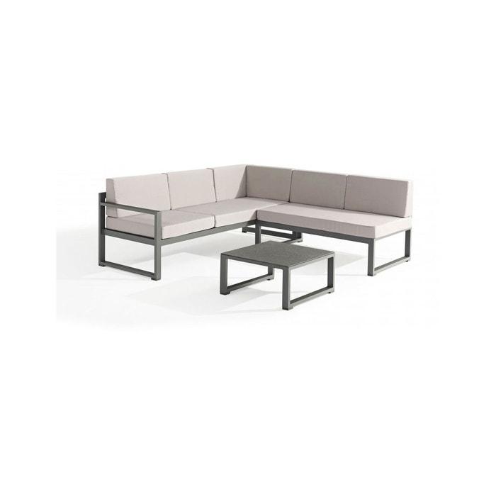 Salon de jardin RELAX aluminium