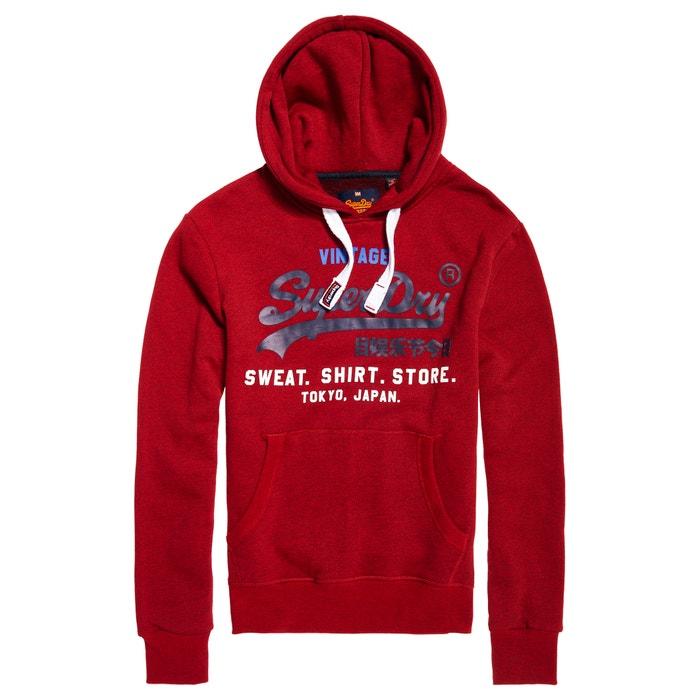 afbeelding Sweater met kap SUPERDRY