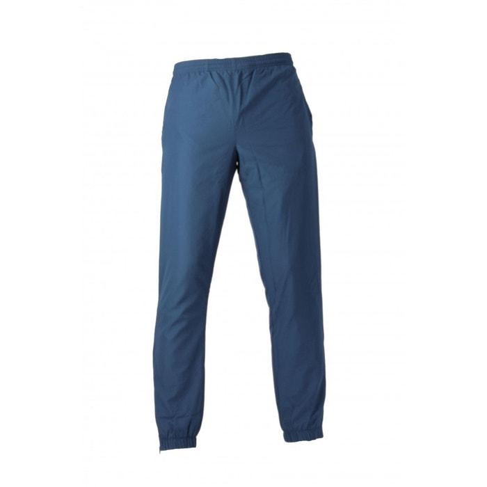 ae8b9128ded Pantalon de survêtement junior polyester bleu Lacoste