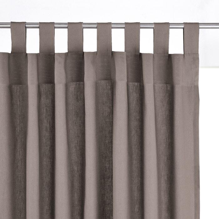 Cortinado com presilhas em puro algodão, SCENARIO  La Redoute Interieurs image 0