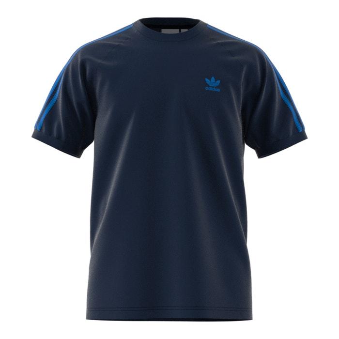 t shirt adidas bleu