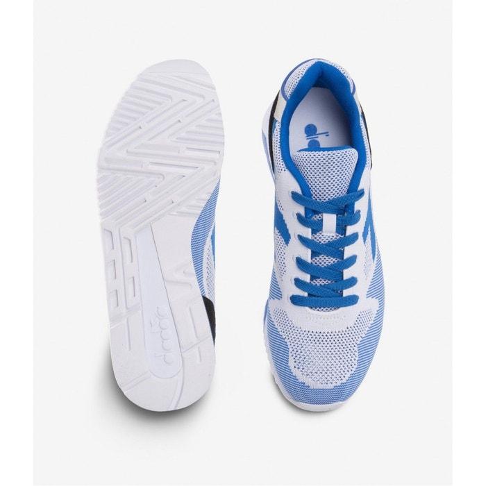 Baskets diadora v7000 weave white - sh501.170476 blanc Diadora