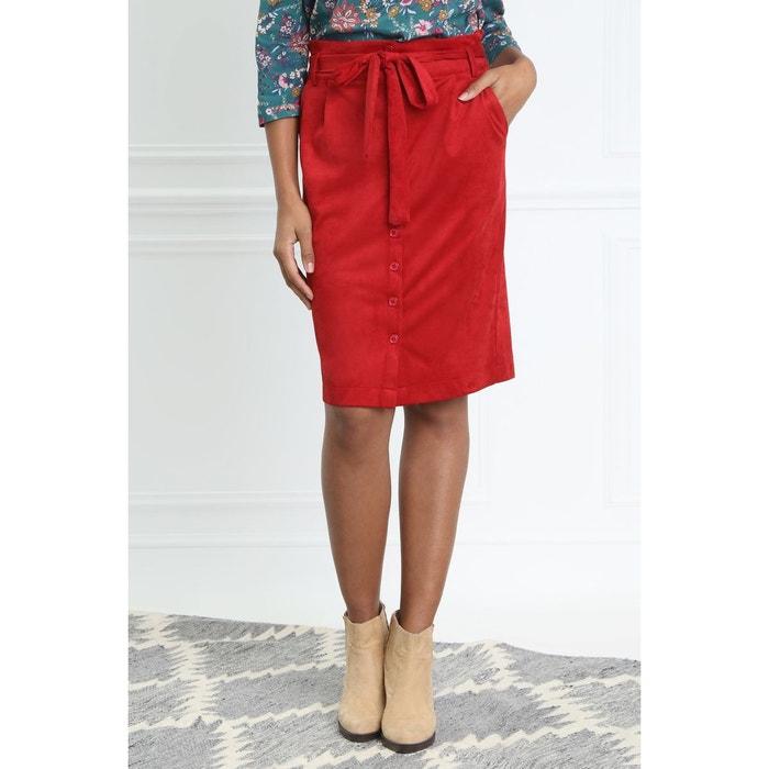 Black Sapphire Skirt Kookai Size 40 Rrp $160