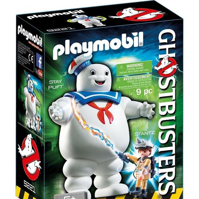9221 playmobil bibendum chamallow et stantz couleur unique playmobil la red - La redoute playmobil ...