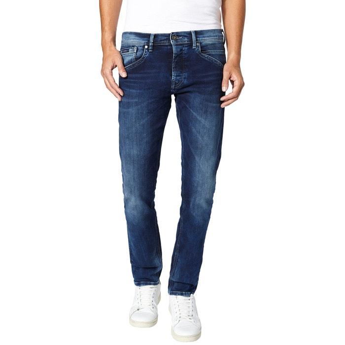 afbeelding Rechte regular jeans, licht verwassen PEPE JEANS