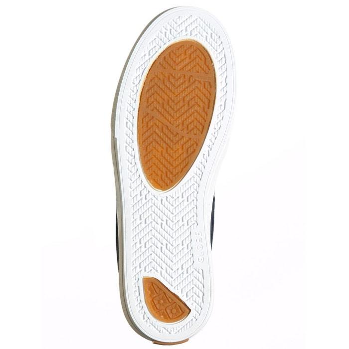 Chaussures slip-on castro lyte bleu Globe