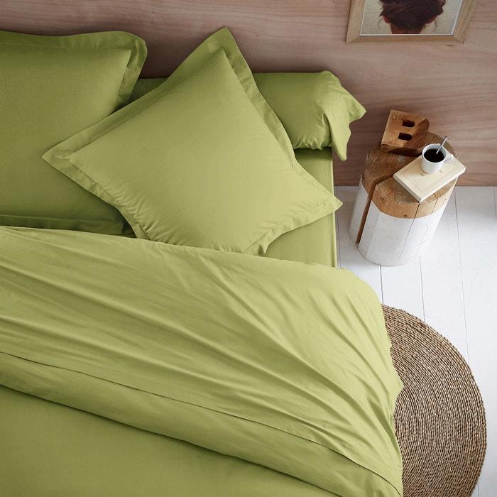 Colours 100% Organic Cotton Flat Sheet  SCENARIO image 0