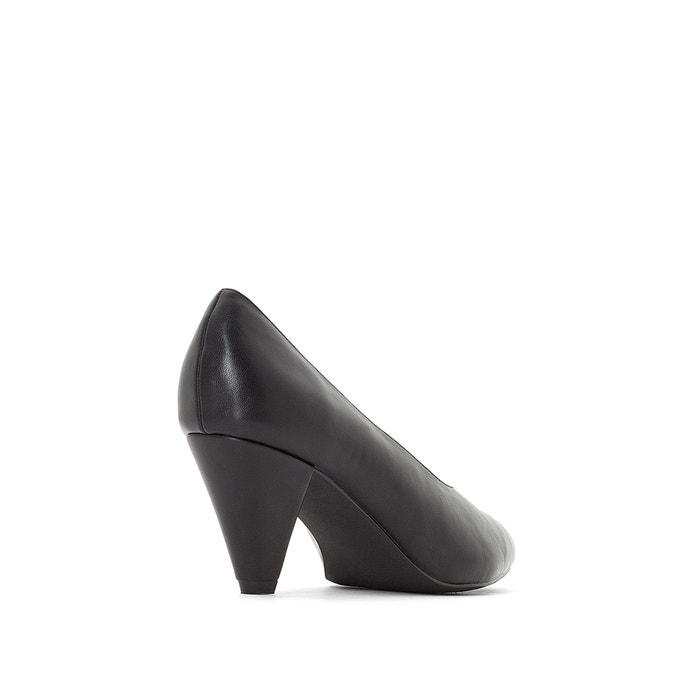 38 de negros del 243;n tac Zapatos piel ancho 45 al de CASTALUNA pie IRvB4n