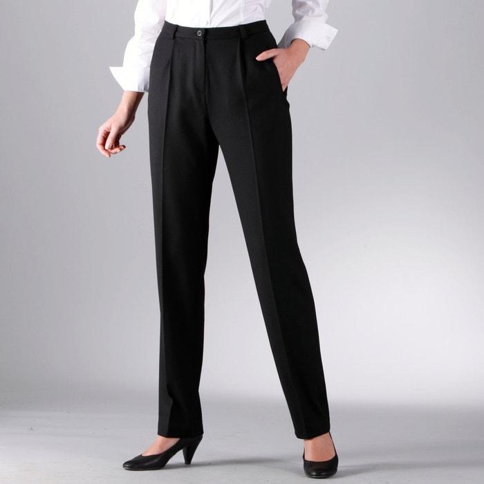afbeelding Bi-rekbare broek 96% wol, binnenpijplengte. 70 cm ANNE WEYBURN
