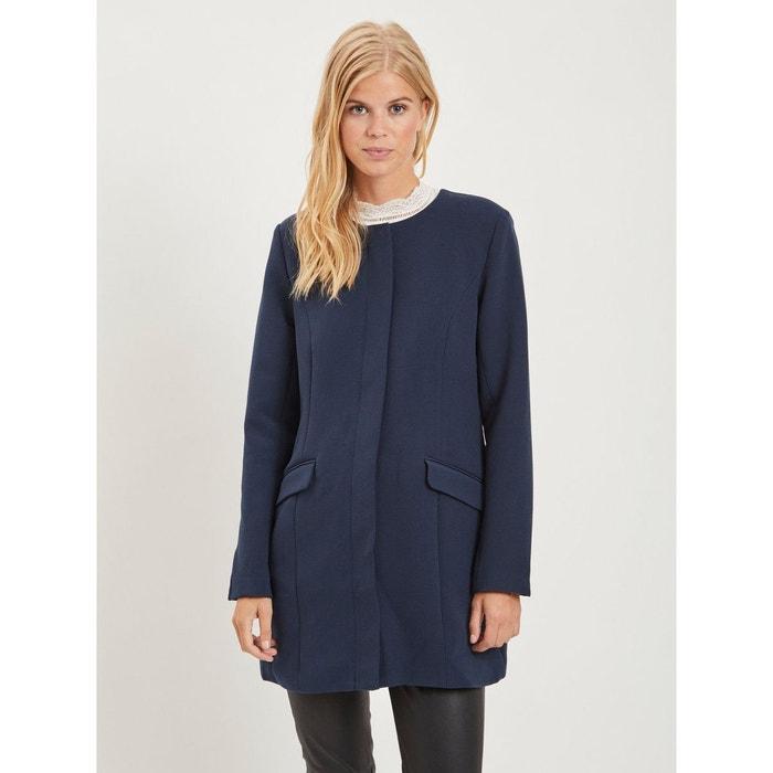 Manteau coupe droite sans col  VILA image 0