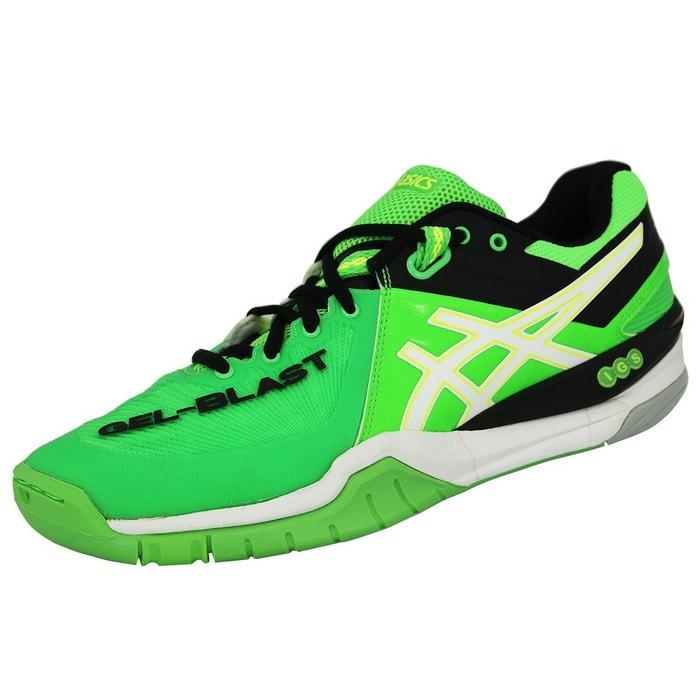 Asics GEL BLAST 6 Chaussures de Handball Homme Vert ASICS (1) ...