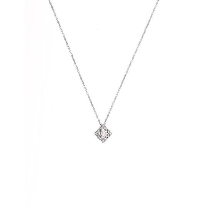 Collier diamants Choisir Un Meilleur Jeu Package De Compte À Rebours De La Vente En Ligne Rabais Exclusif tsaaBgzd