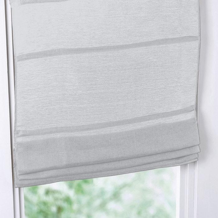 Linen/Cotton Muslin Roman Blind