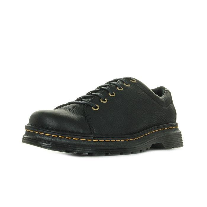 Dr Martens Healy Noir - Chaussures Derbies Homme