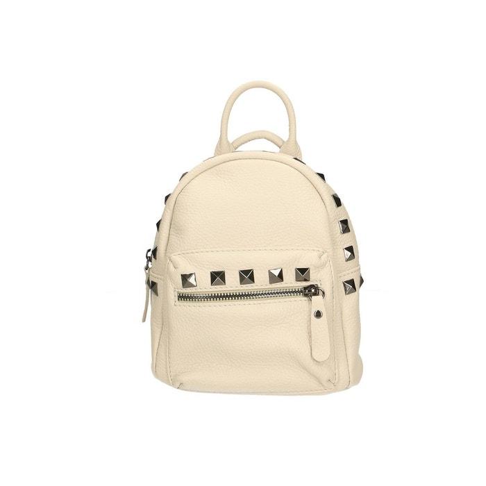 Mini sac à dos en cuir le emma Ju & Zo | La Redoute Livraison Gratuite À Acheter Se LxNtikL