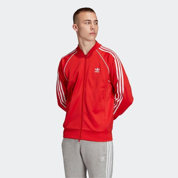 Veste de survêtement sst rouge Adidas Originals | La Redoute