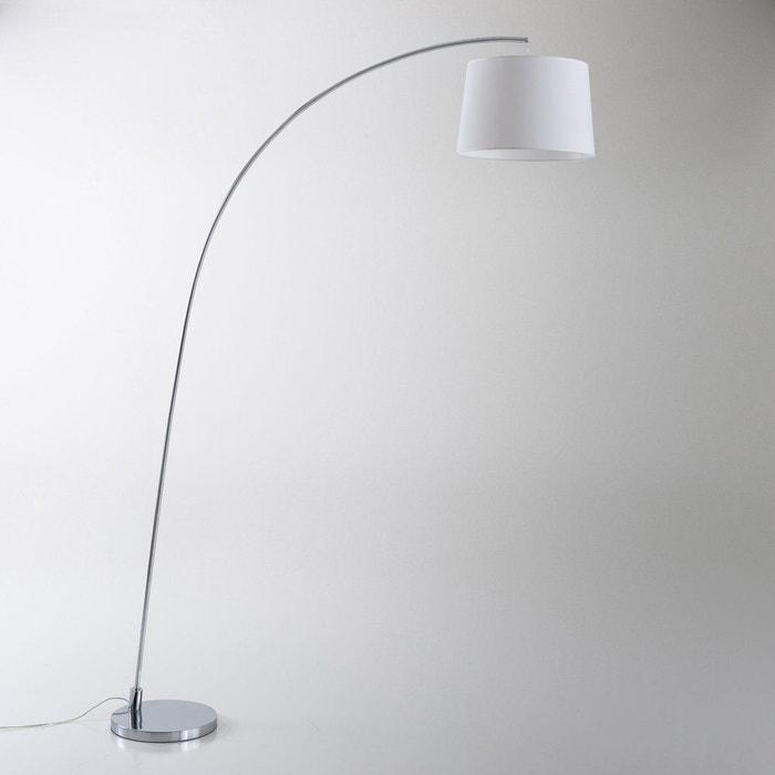 Lampadaire design forme arc waldun la redoute interieurs la redoute - La redoute lampadaire ...