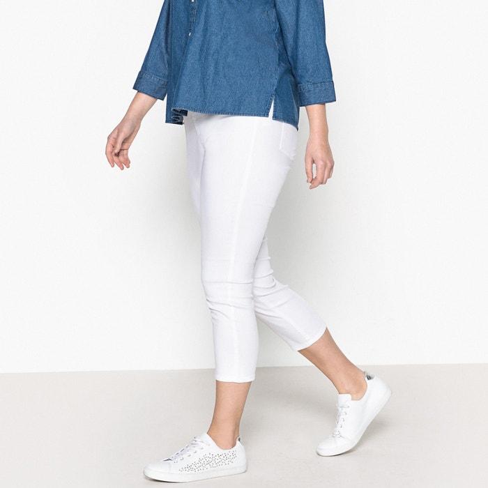 "Cropped Trousers, Length 23.5""  CASTALUNA image 0"