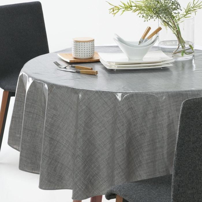 nappe effet tissage pvc zinc la redoute interieurs la. Black Bedroom Furniture Sets. Home Design Ideas