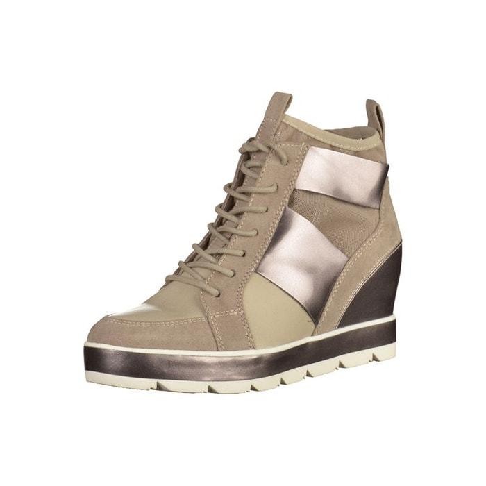 Sneaker taupe Tamaris Vente À Bas Coût Faux Pas Cher confortable De Nouveaux Styles En Vente En Ligne oJpvpaG