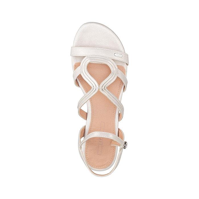 Sandales pepe beige Esprit