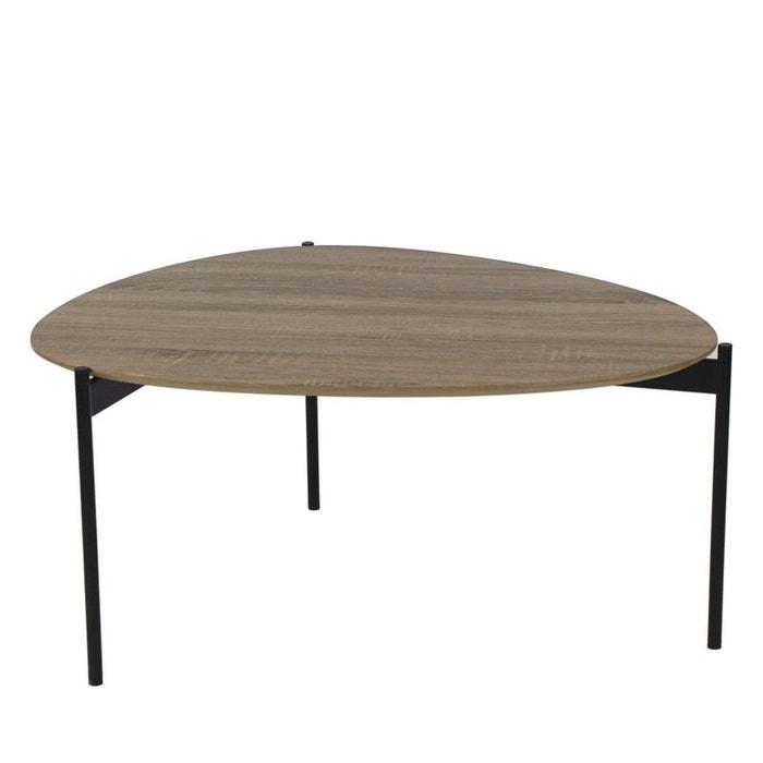 En Bois Table Basse Métal L Guillaume Et 3L4Rq5Aj