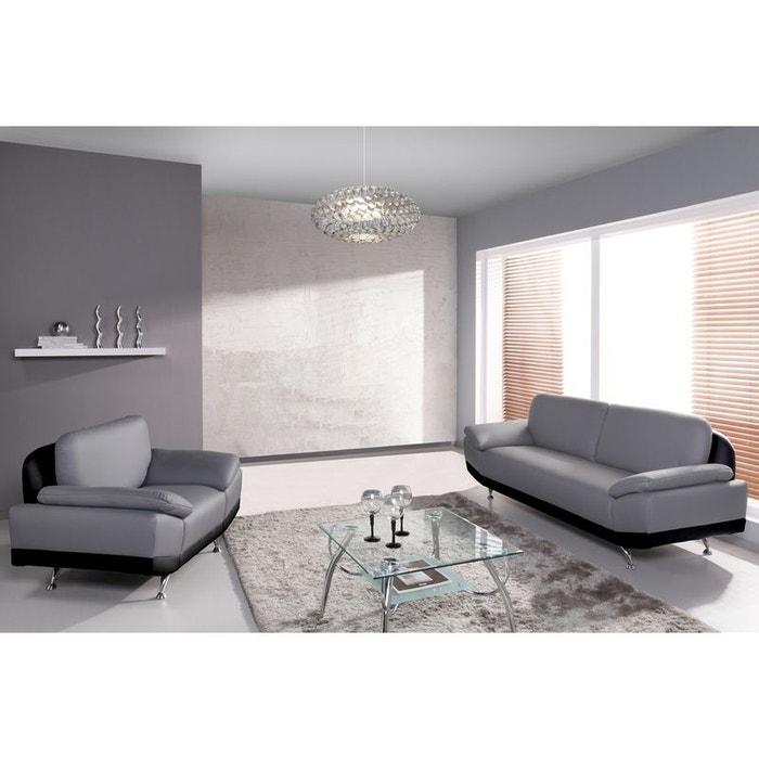 canap fixe ottawa 3 places fauteuil relaxima la redoute. Black Bedroom Furniture Sets. Home Design Ideas